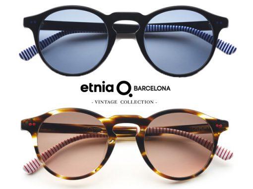 Vintage glasses Etnia Barcelona