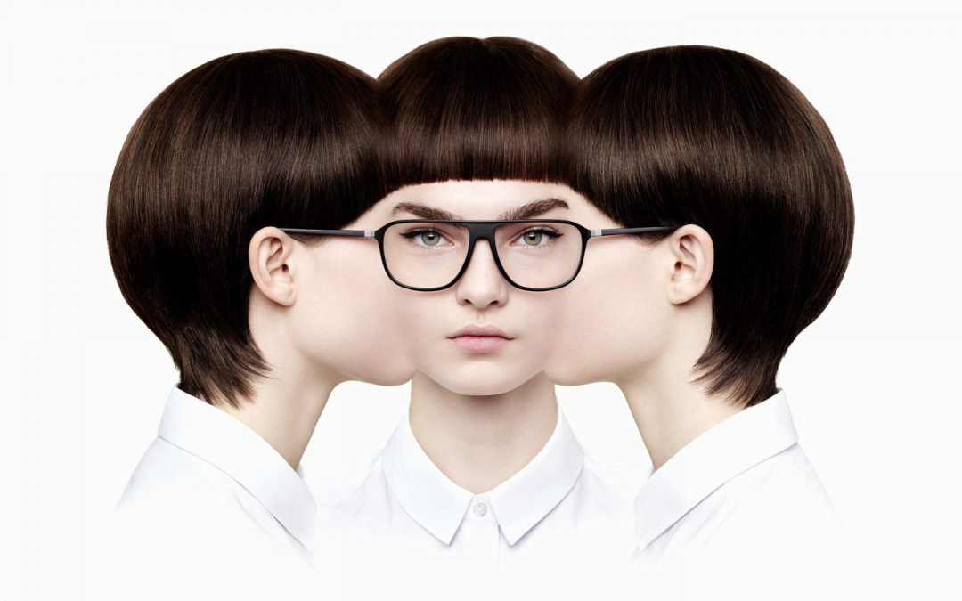 Starck: Glasses with a techno style