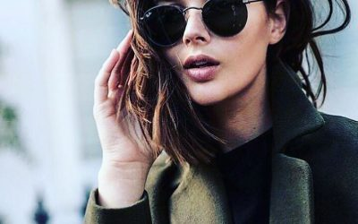 This Spring: Ray Ban Round Sunglasses!